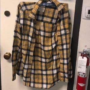 Brand New AE Bf fit flannel